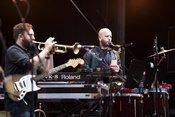 Mit Leidenschaft: Bilder von Jamie Cullum live bei den Jazzopen Stuttgart