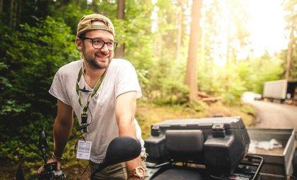 Johannes Megow vom Sound of the Forest Festival über Mut beim Booking und den Wald als Headliner