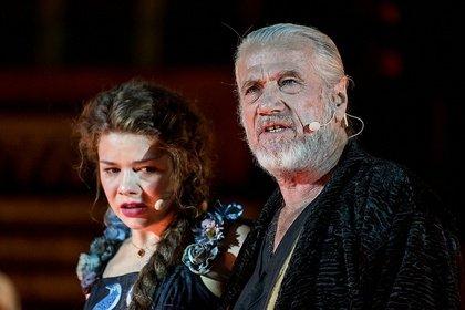 """Düster - Nibelungen-Festspiele: Bilder des neuen Stücks """"Siegfrieds Erben"""" live in Worms"""