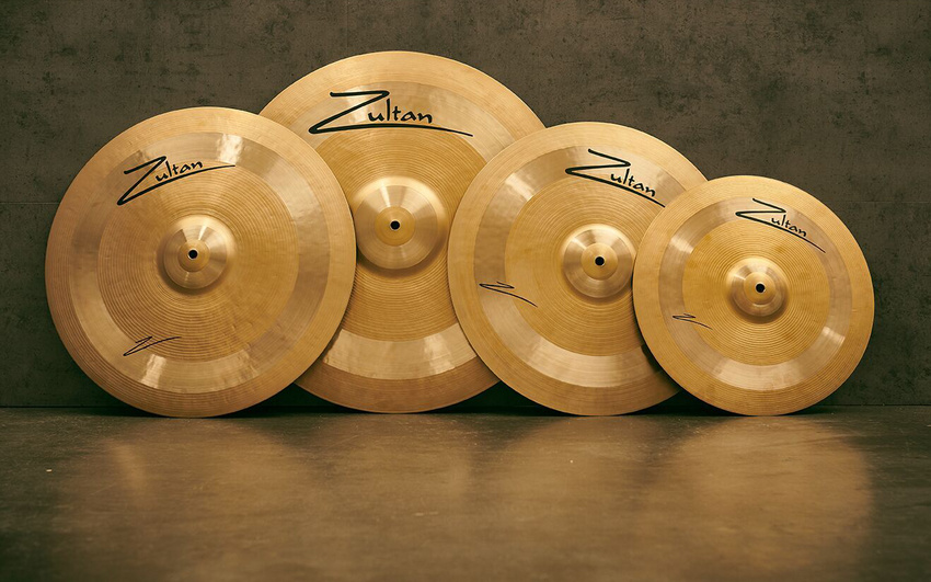 """Die Beckenmarke """"Zultan – The Cymbal Brand"""" präsentiert sich mit einer eigenen Website"""