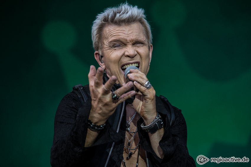 Billy Idol (live in Hamburg, 2018)