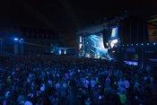 Die Fantastischen Vier: Live-Bilder des Abschlusskonzerts der Jazzopen Stuttgart 2018