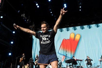 Like a Boss(e) - Das flutscht: Bilder von Bosse live beim Deichbrand Festival 2018