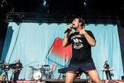Das flutscht: Bilder von Bosse live beim Deichbrand Festival 2018