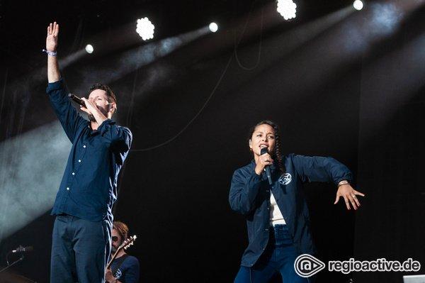 Die großen Drei - Hip-Hop: Live-Bilder von Freundeskreis beim Deichbrand Festival 2018