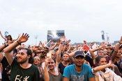 Hip-Hop: Live-Bilder von Freundeskreis beim Deichbrand Festival 2018