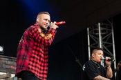 Böser Bube: Fotos von Kontra K live beim Deichbrand Festival 2018