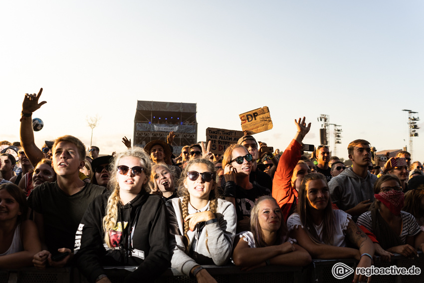 SDP (live beim Deichbrand Festival 2018)