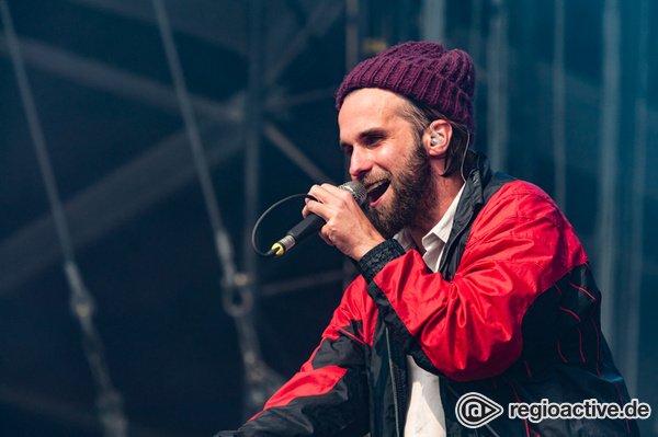 Mehr als nur ok - Begeisternd: Live-Bilder von Ok Kid auf dem Deichbrand Festival 2018