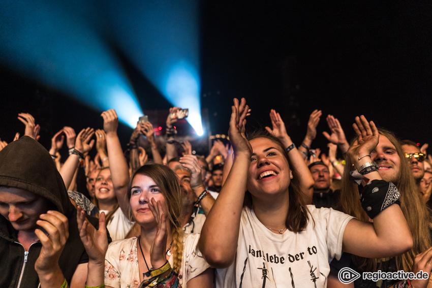 Casper (live beim Deichbrand Festival 2018)