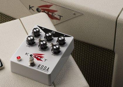 Amp in a box: KOMET Amplification präsentiert das K.O.D.A.