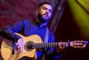 Feurig: Fotos von The Gipsy Kings live beim Da Capo Festival in Alzey