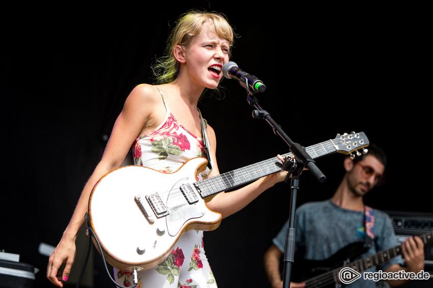 Alice Phoebe Lou (live beim Heimspiel Knyphausen, 2018)