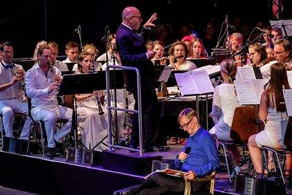 Märchen, Mythen, Musicals - Begeisternd: Fotos von den Cinephonics live beim Da Capo Festival in Alzey