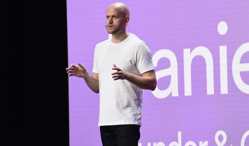 """Spotify-CEO Daniel Ek: """"Es reicht nicht mehr, alle drei bis vier Jahre Musik zu veröffentlichen"""""""
