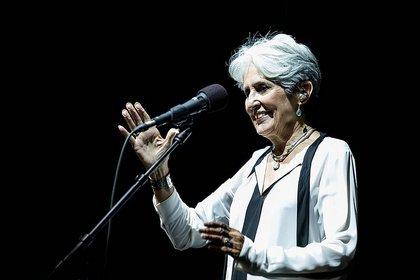 Ehrenrunde - Joan Baez: Deutschlandkonzerte der Abschiedstour 2019 ausverkauft
