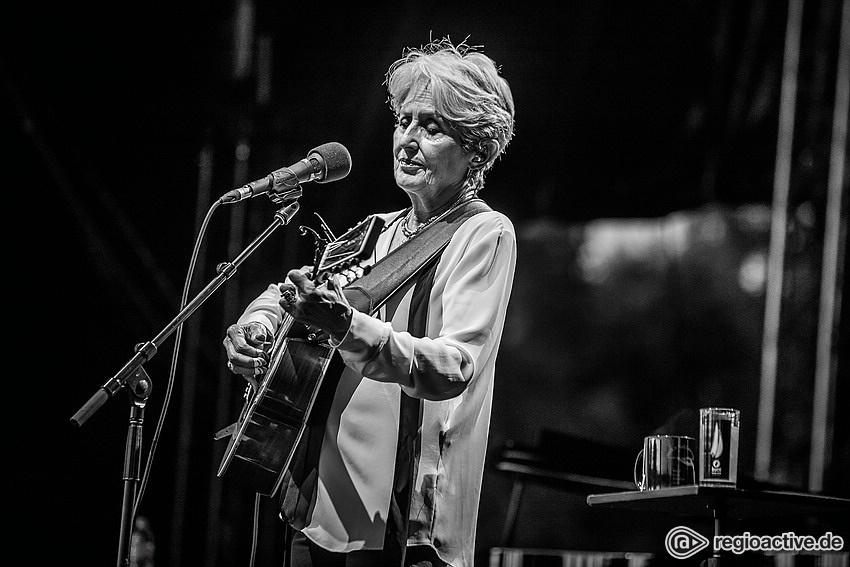 Joan Baez (live in Schwetzingen 2018)