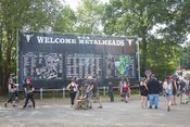 Hitze und Staub: Impressionen vom Mittwoch beim Wacken Open Air 2018