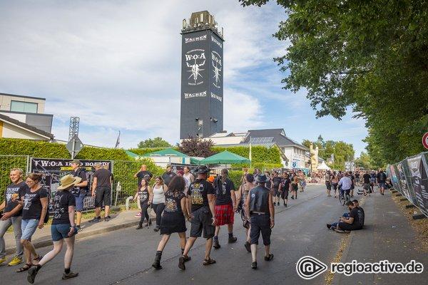 Landarbeit - Das Wacken Open Air 2019 baut sein Line-up weiter aus