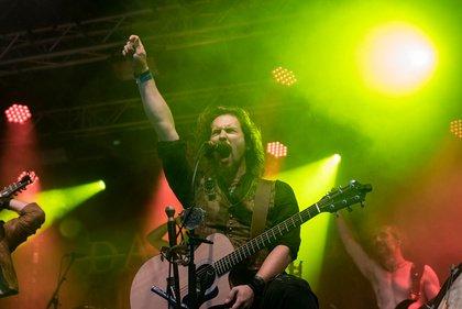 Heldenhaft - Musketier-Rock: Live-Bilder von d'Artagnan beim Wacken Open Air 2018