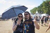 Höllisch heiß: Impressionen vom Donnerstag beim Wacken Open Air 2018
