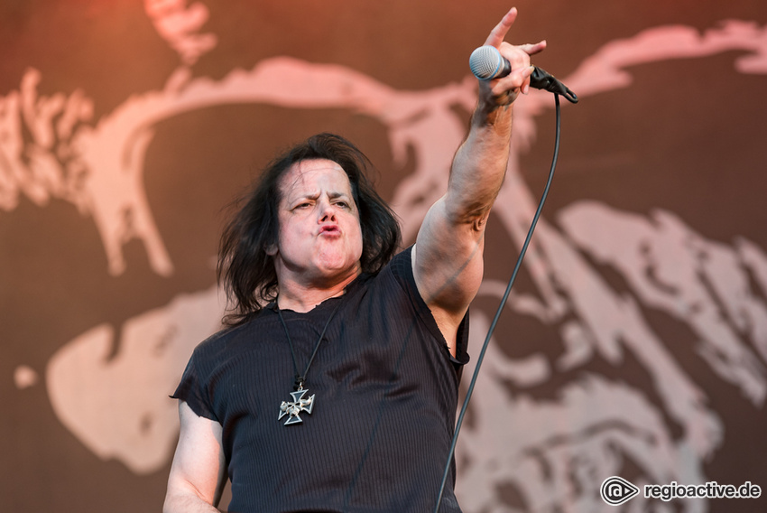 Danzig (live beim Wacken Open Air, 2018)