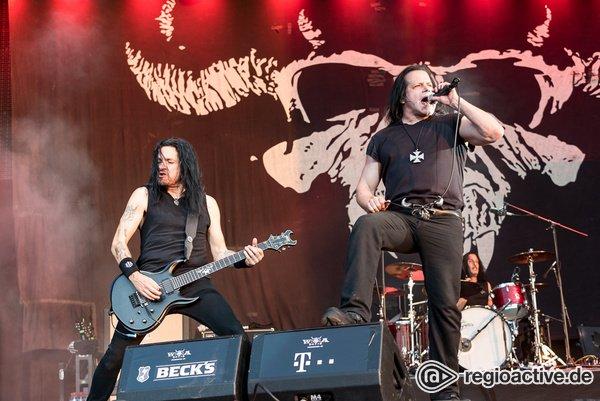Klein, aber oho! - Kultig: Bilder von Danzig live beim Wacken Open Air 2018