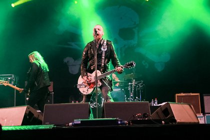 Alter Schwede - Wilde Kerle: Bilder von Backyard Babies live beim Wacken Open Air 2018