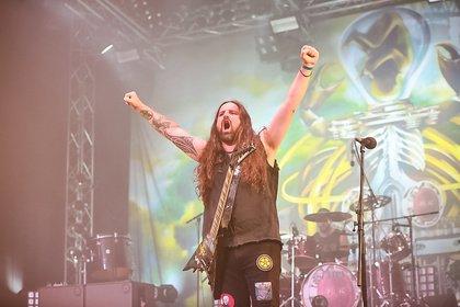 Südländische Härte - Sepultura: Live-Bilder der Brasilianer beim Wacken Open Air 2018