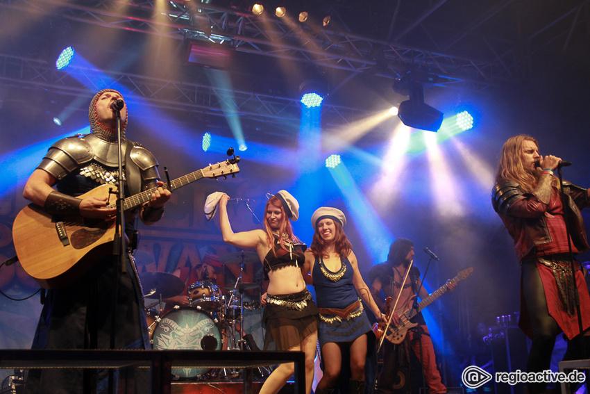 Feuerschwanz (live beim Wacken Open Air, 2018)