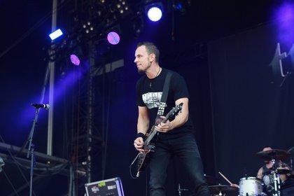 Der wichtigste Gitarrist der Welt - Gitarrengott Mark Tremonti mit viertem Album auf Solo-Tour