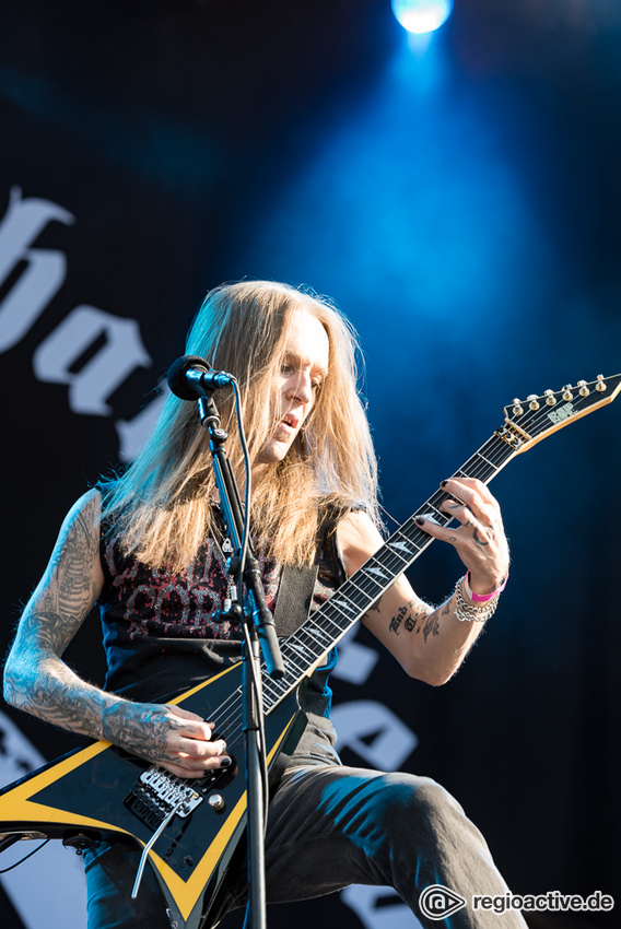 Children of Bodom (beim Wacken Open Air, 2018)