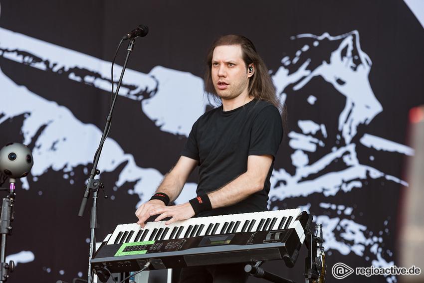 Children of Bodom (beim Wacken Open Air, 2018)
