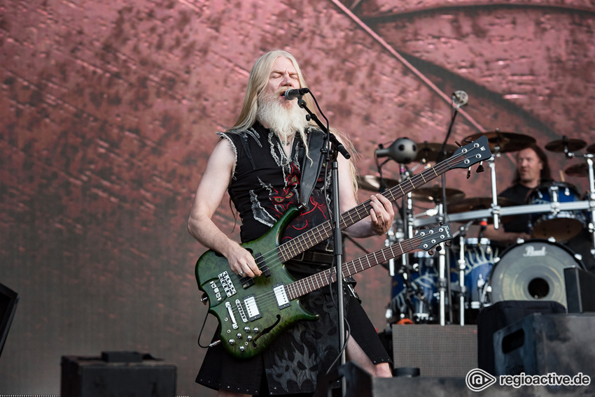 Nightwish (beim Wacken Open Air, 2018)