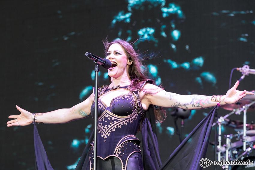 Nightwish (beim Wacken Open Air, 2018)