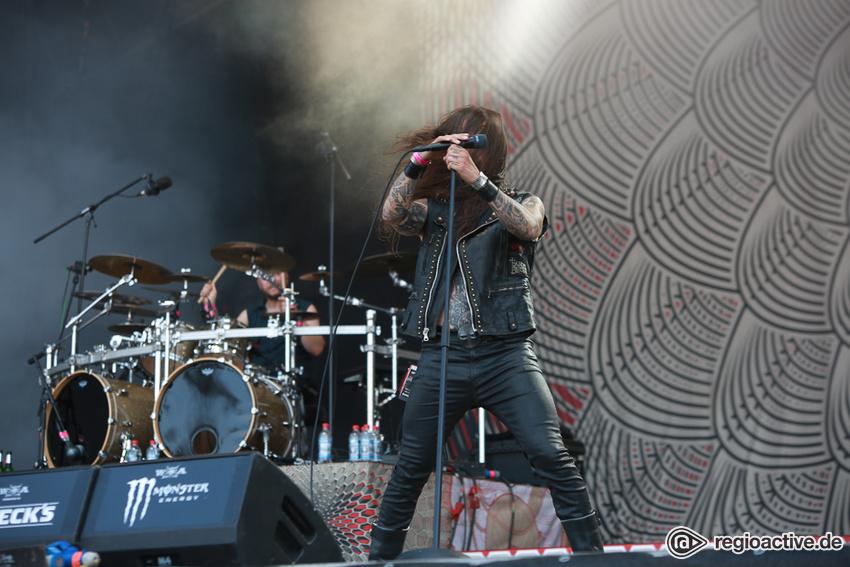 Amorphis (live beim Wacken Open Air, 2018)
