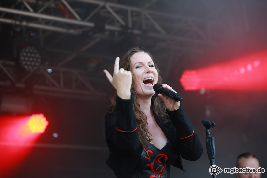 Canterra (live beim Wacken Open Air, 2018)