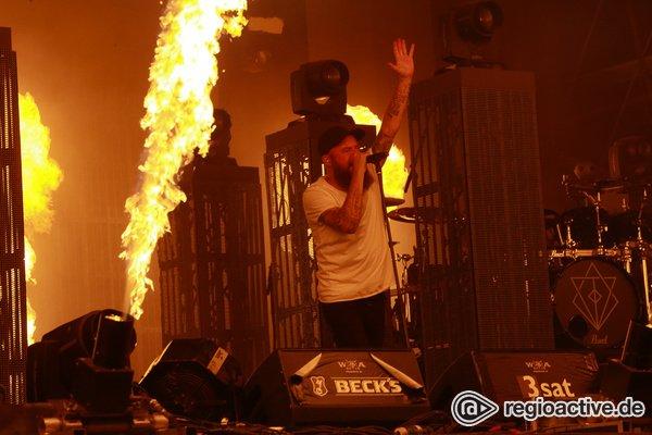 Prägender Einfluss - Feurig: Bilder von In Flames live beim Wacken Open Air 2018
