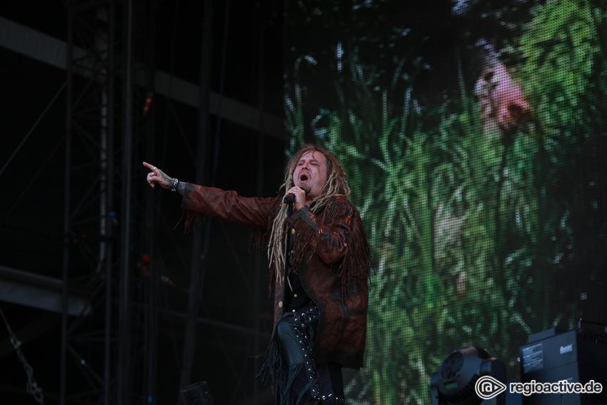 Korpiklaani (live beim Wacken Open Air, 2018)