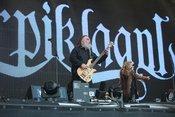 Naturverbunden: Live-Fotos von Korpiklaani beim Wacken Open Air 2018