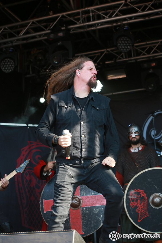 Leaves Eyes (live beim Wacken Open Air, 2018)