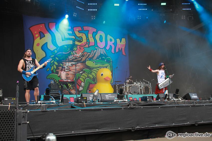 Alestorm (live beim Wacken Open Air, 2018)