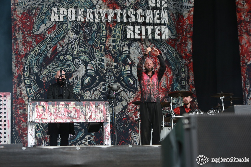 Die Apokalyptischen Reiter (live beim Wacken Open Air, 2018)