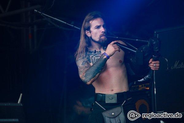 Argentinien auf Wacken - Frischer Wind: Bilder von Skiltron live beim Wacken Open Air 2018