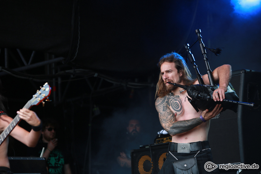 Skiltron (live beim Wacken Open Air, 2018)