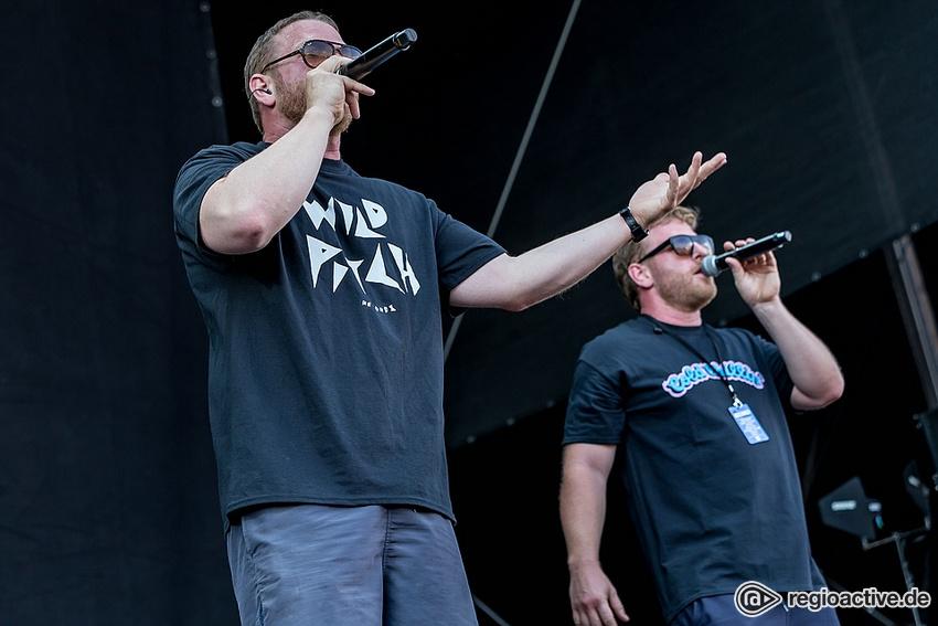 Stieber Twins (live in Wiesbaden 2018)