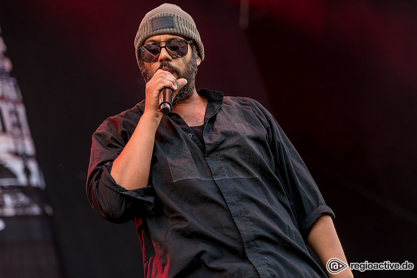 Samy Deluxe & DLX Band (live in Wiesbaden 2018)