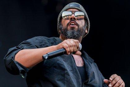 Rap der ersten Generation - Aufgeweckt: Fotos von Samy Deluxe & DLX Band live im Kulturpark Wiesbaden
