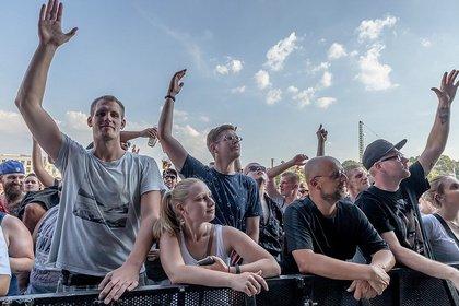 Unter freiem Himmel - Kulturpark Schlachthof Wiesbaden: Open Air Konzerte gehen 2019 weiter