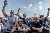 Immer heißer: Fotos der Beginner live im Kulturpark Schlachthof Wiesbaden